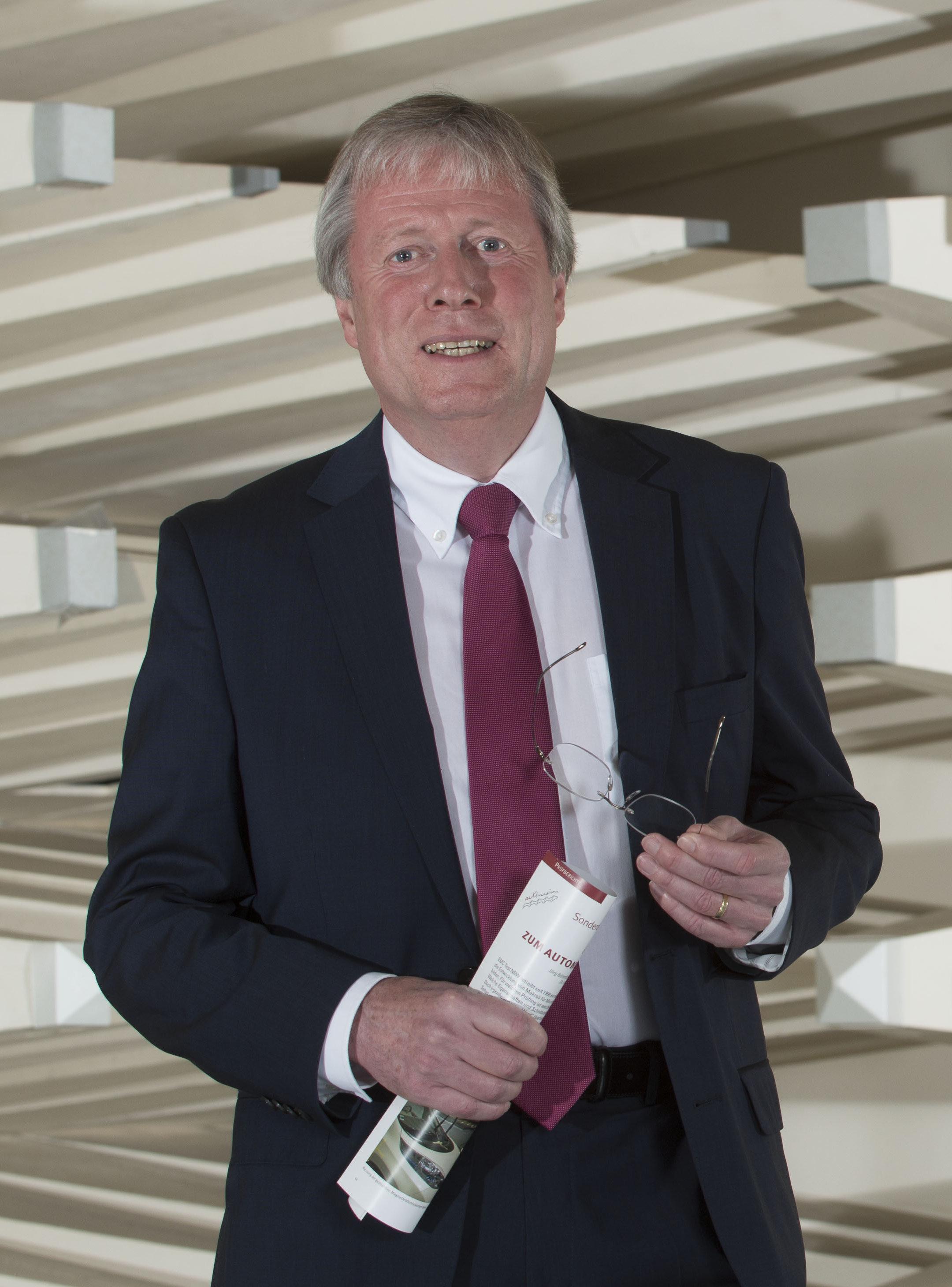 Lebenslauf - EMV-Sachverständiger Dipl.-Ing. Gerhard Pohlmann